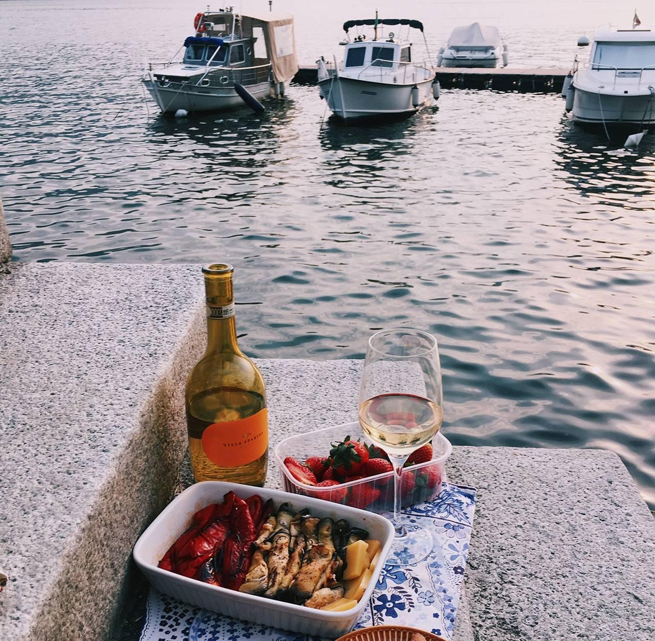 Цены на вино и алкоголь в Италии
