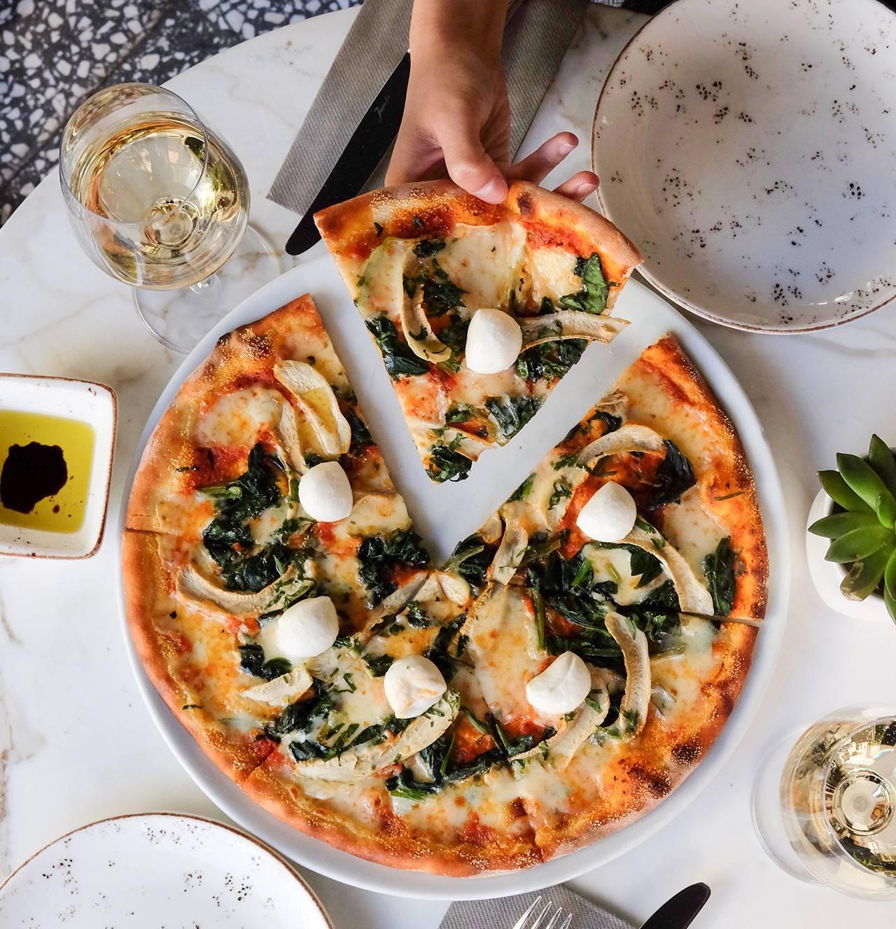 Цены на продукты и еду в Риме