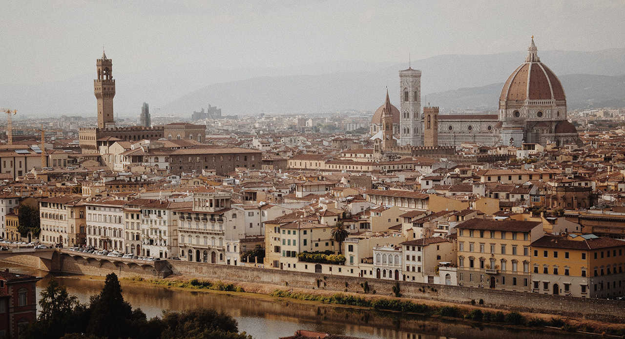 Как добраться на автобусе из Рима во Флоренцию