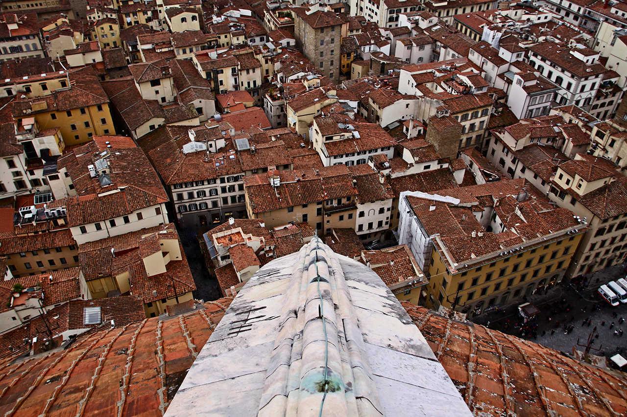 Как добраться дешево из Рима во Флоренцию