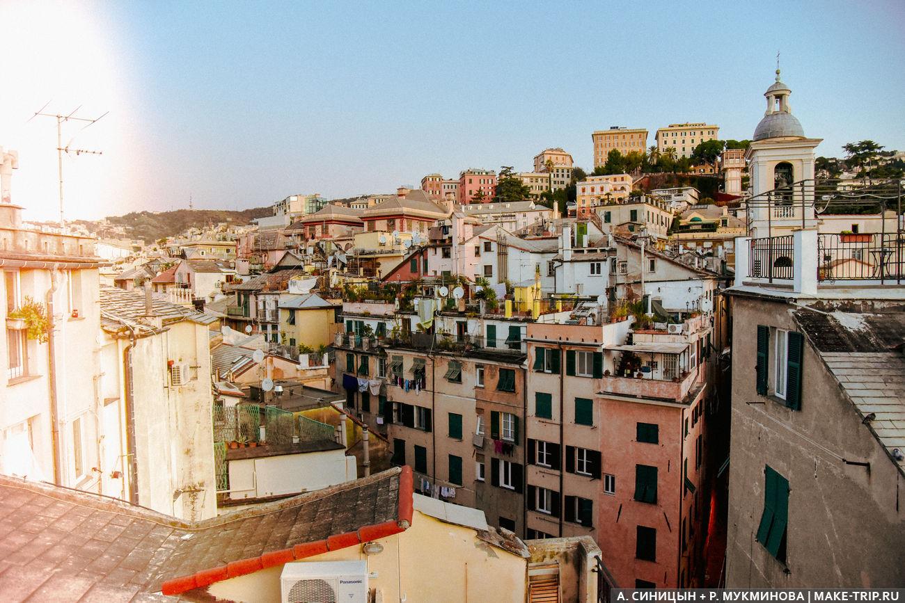 Италия недорого