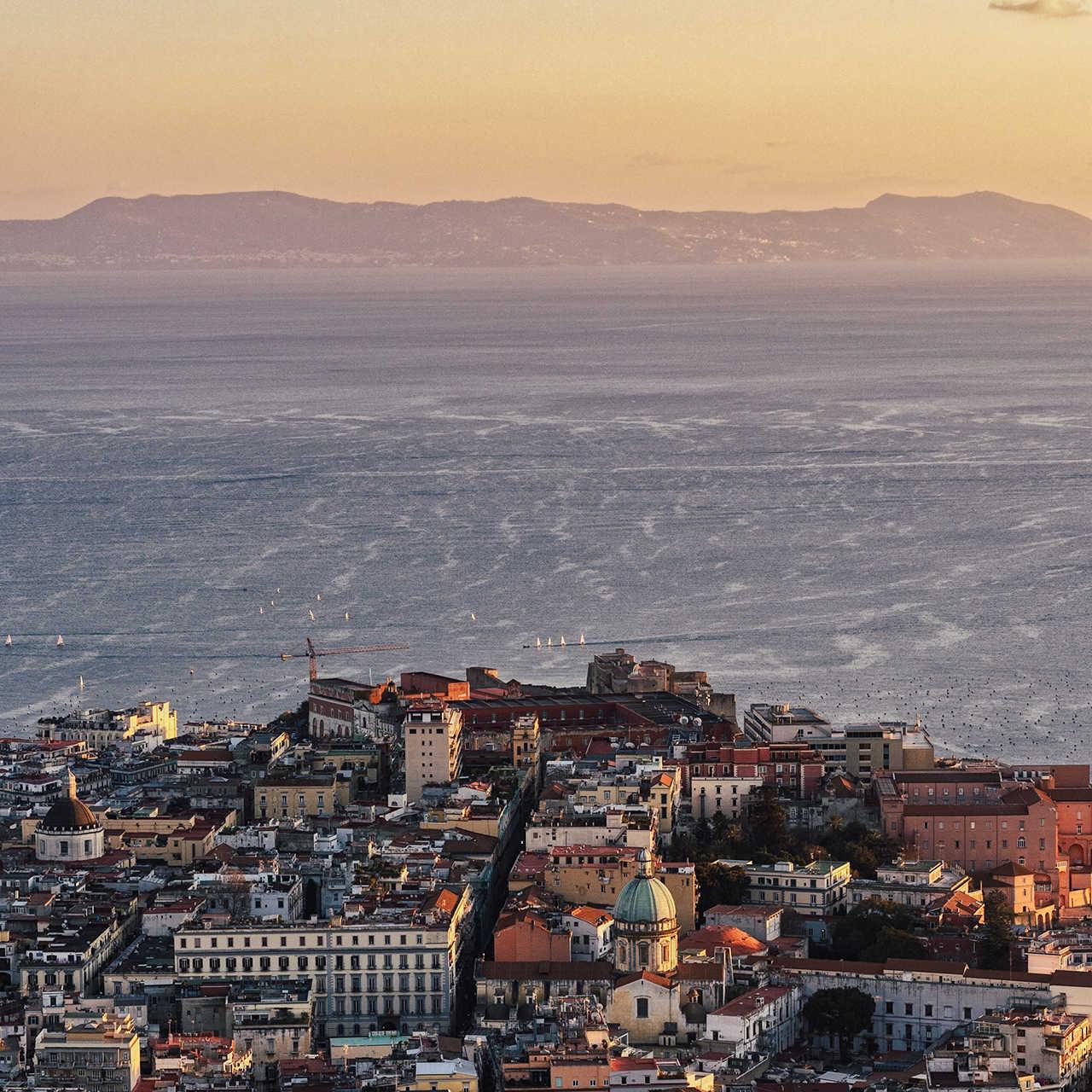 Как добраться из Рима до Неаполя