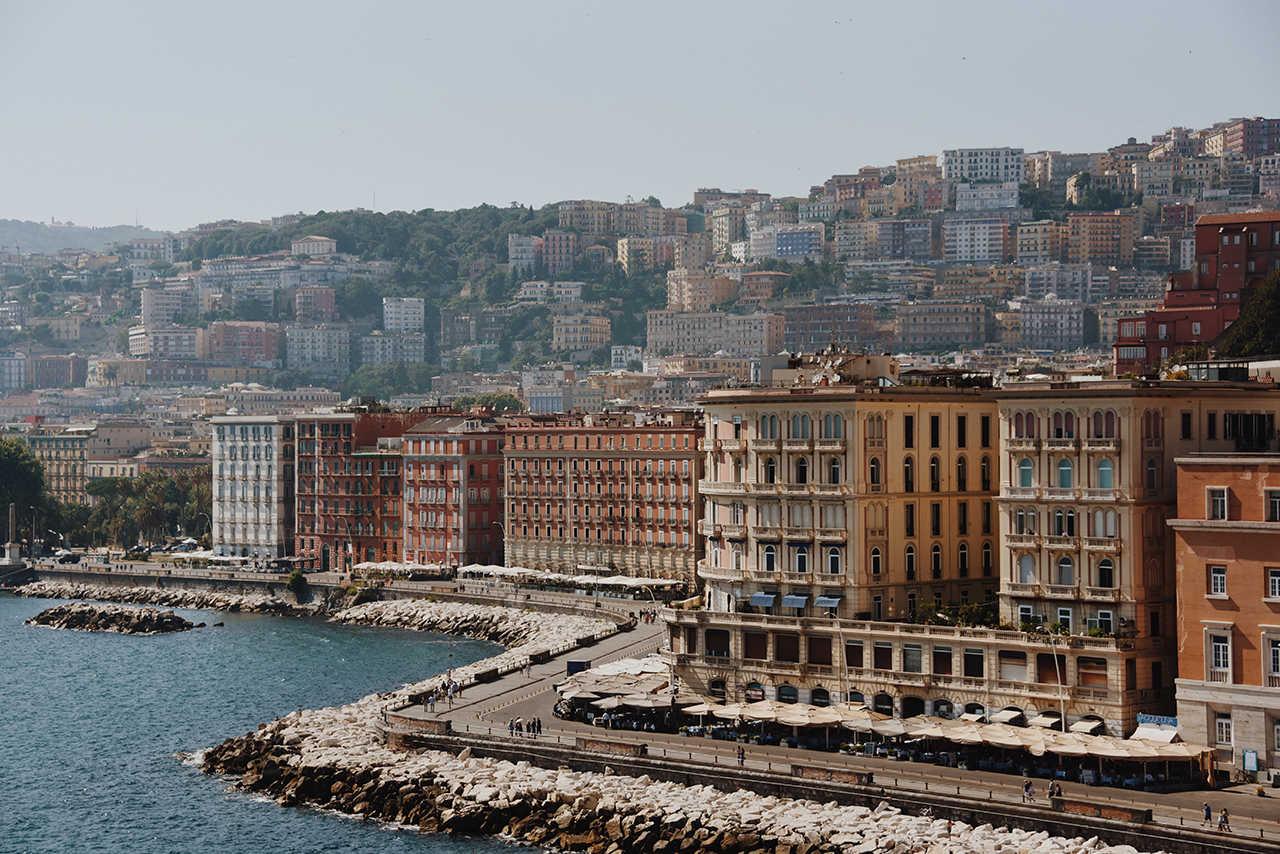 Как попасть в Неаполь из Рим