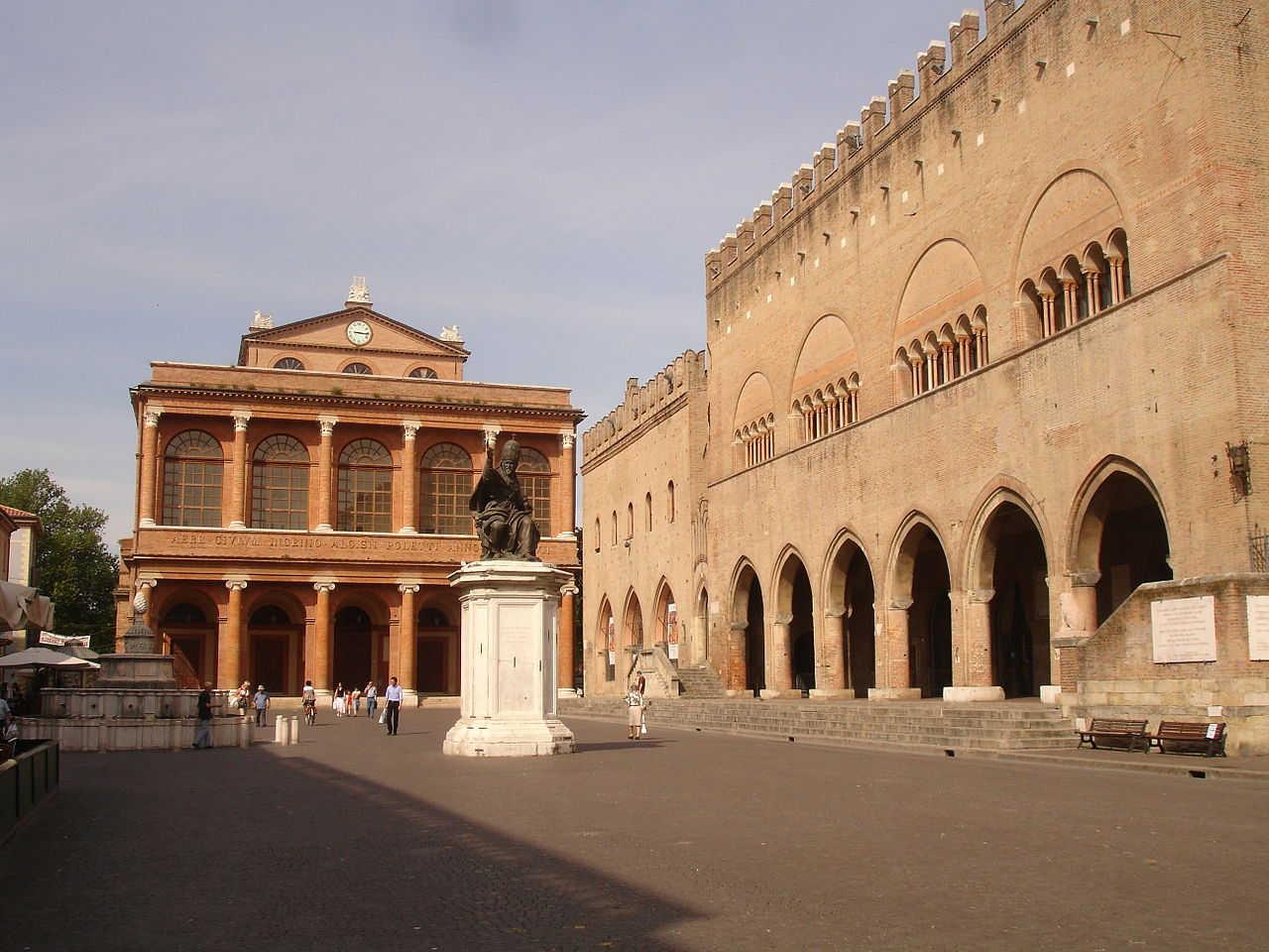 Как добраться из Рима в Римини