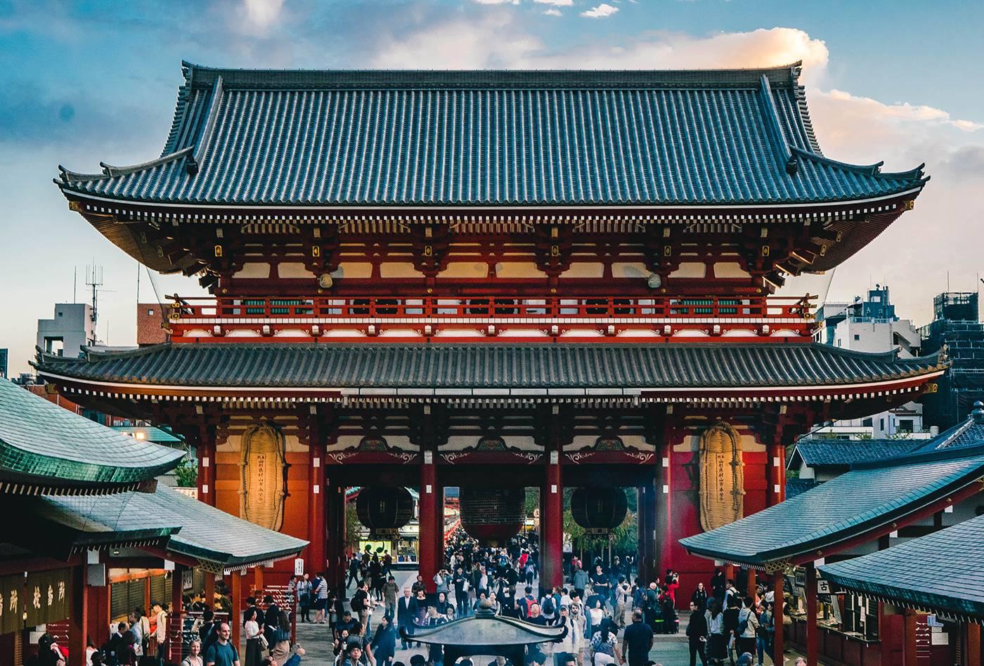 Что посмотреть в Токио за неделю
