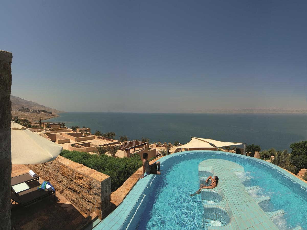 Отзывы об отелях на Мертвом море в Иордании