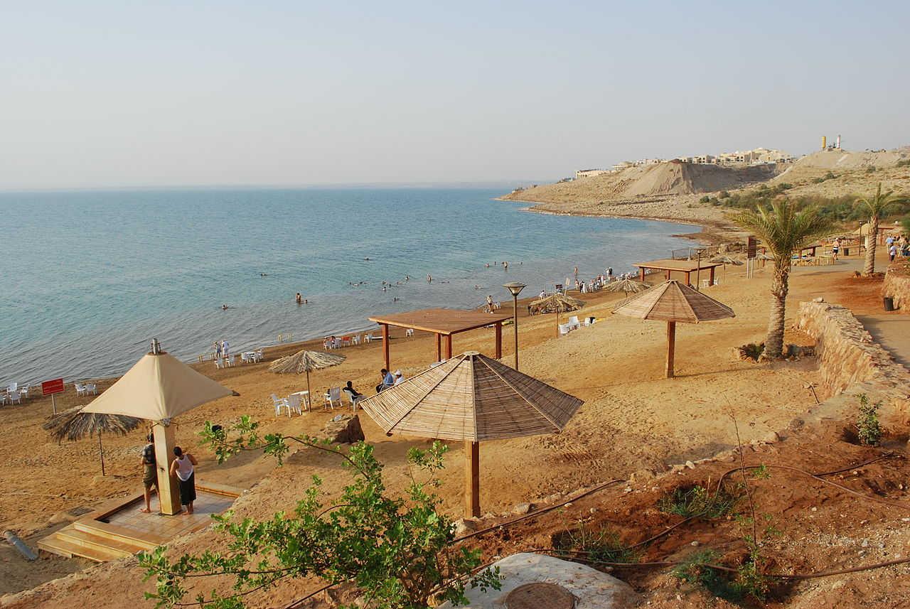 Отзывы о Мертвом море в Иордании
