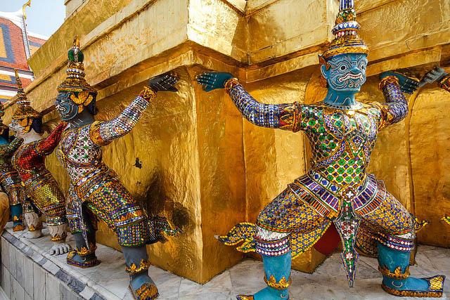 храм, билеты в тайланд