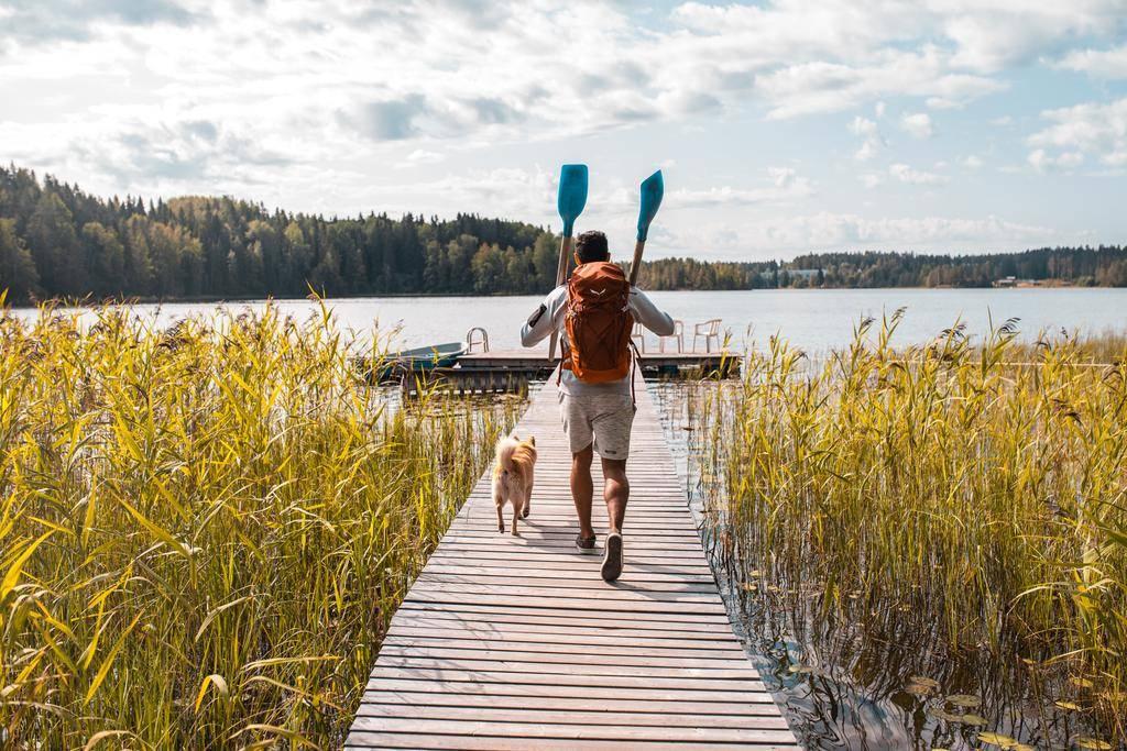 Базы отдыха в Карелии у озера