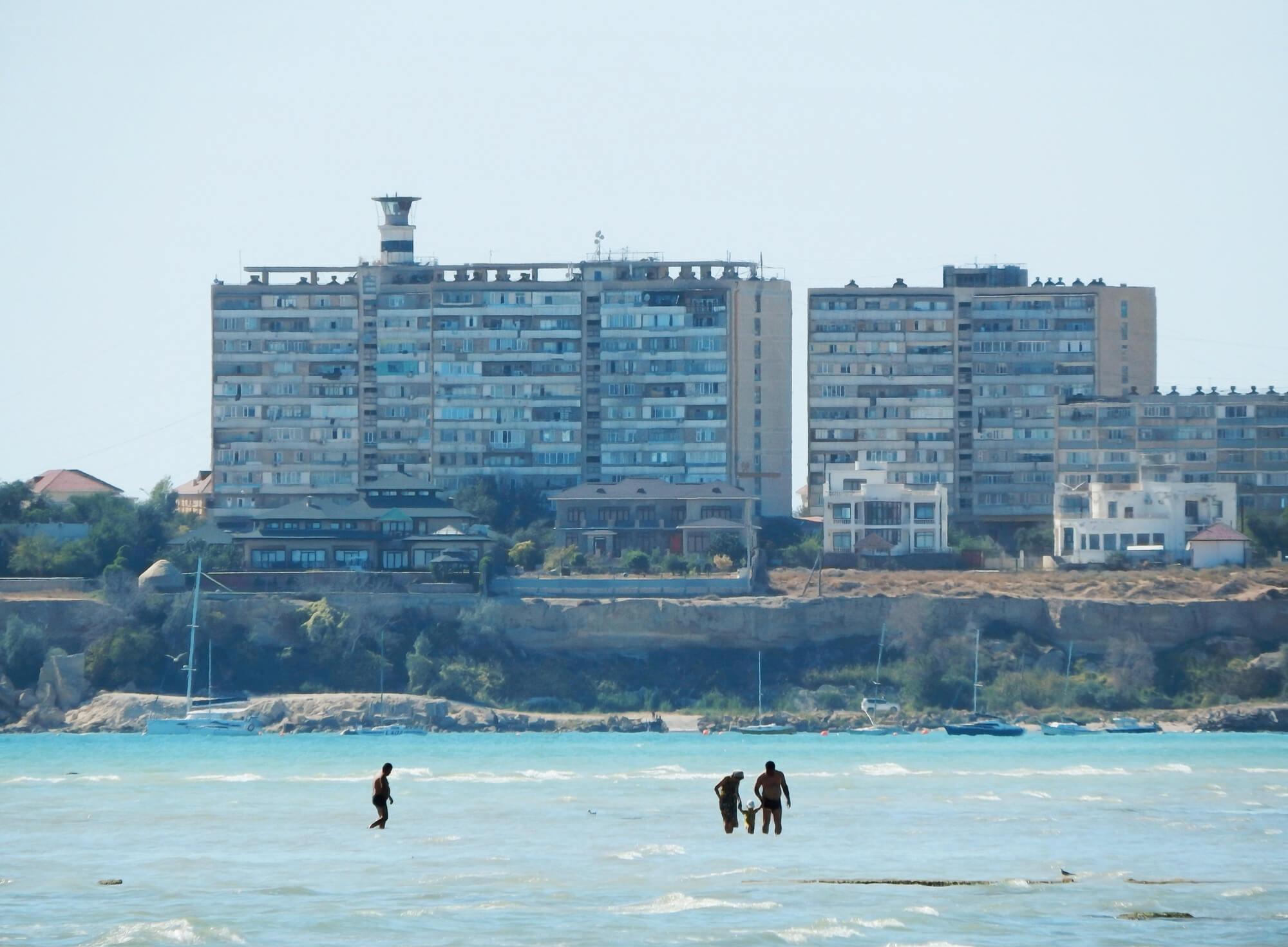 Отдых в Казахстане на Каспийском море