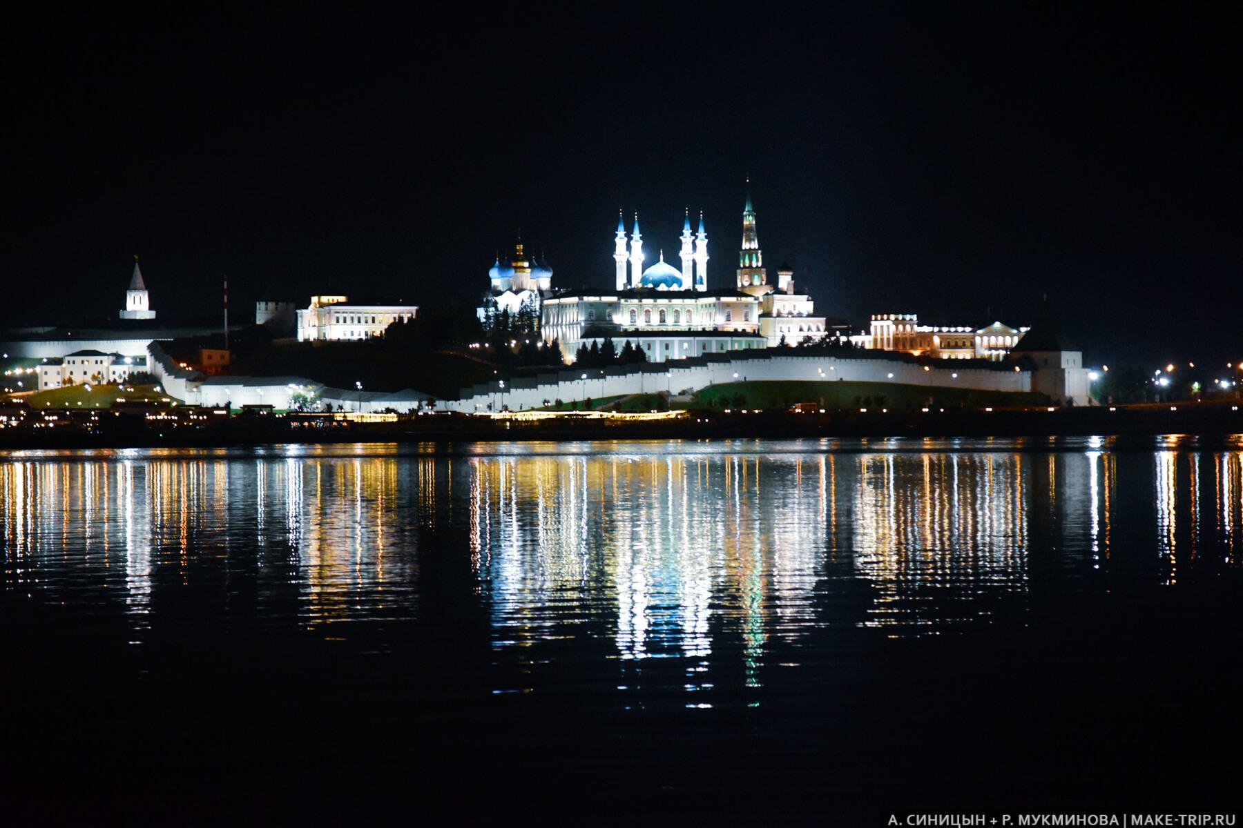 Куда сходить на отдыхе в Казани