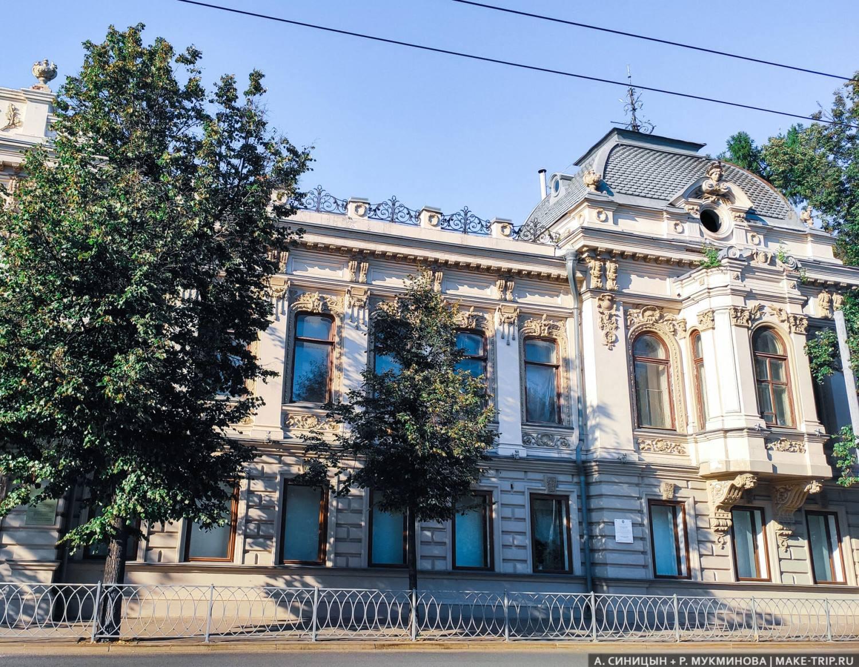 Дом Чукашева в Казани