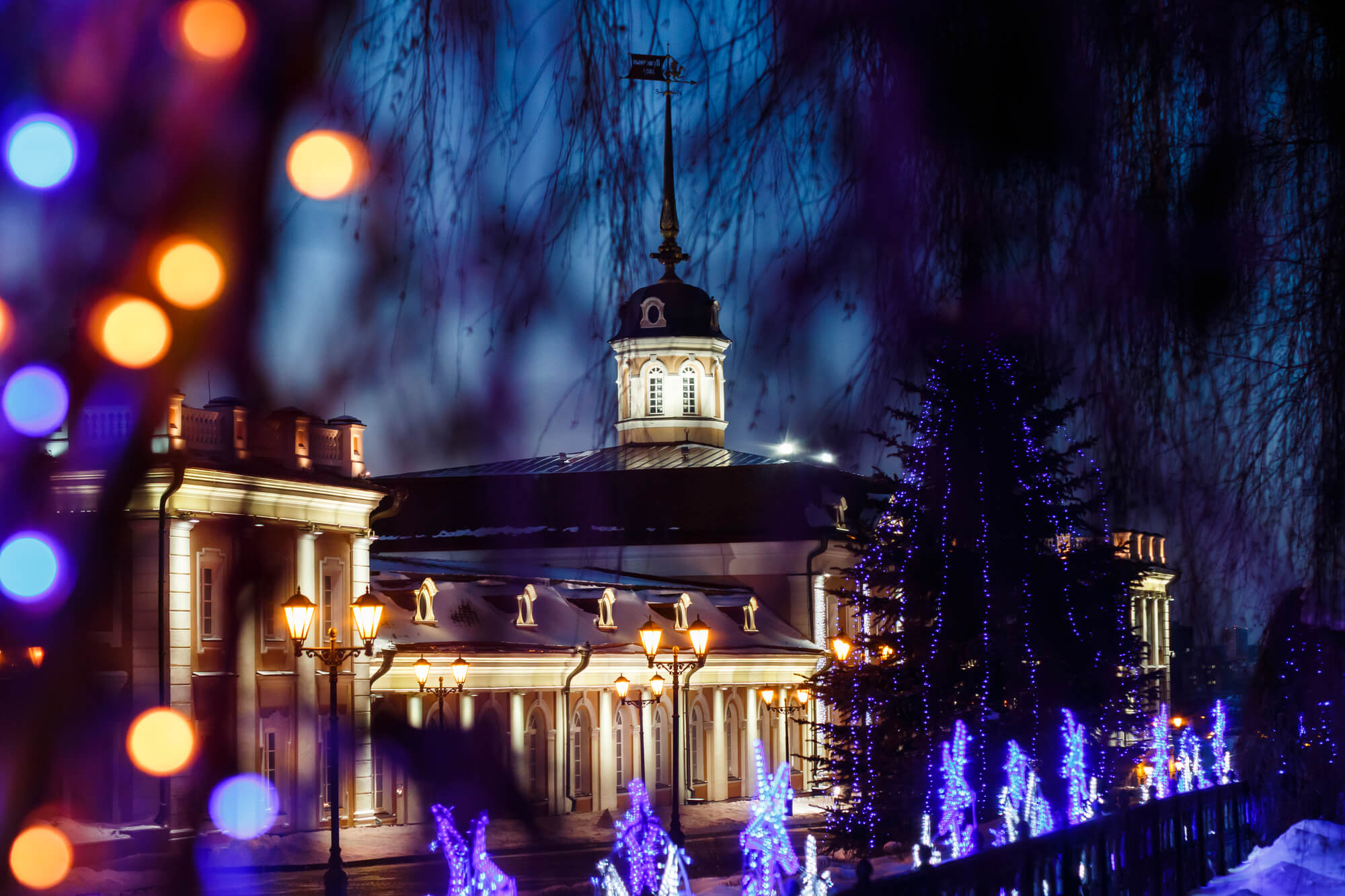 Погода в Казани на Новый год