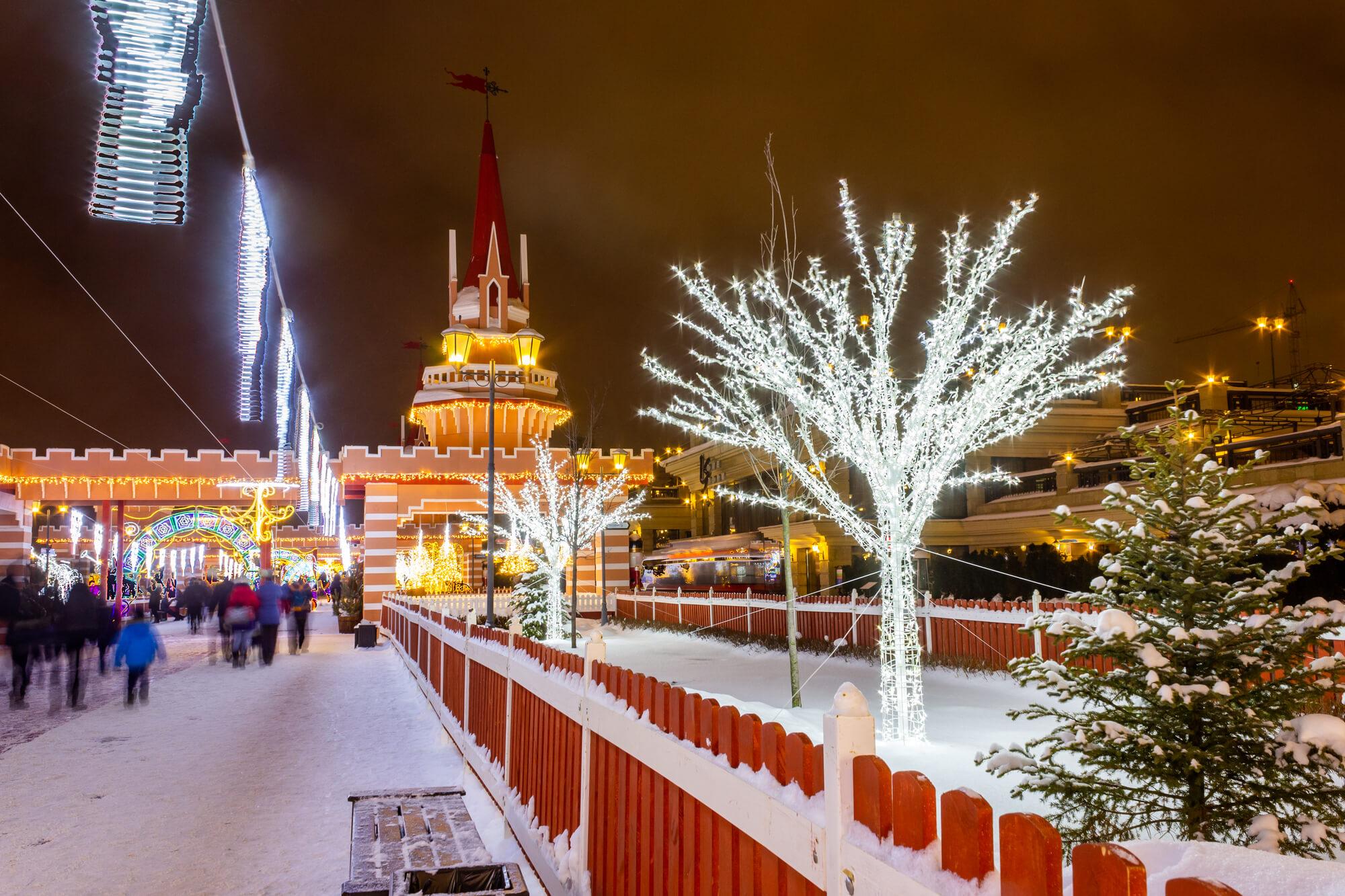 Куда сходить в Казани на Новый год
