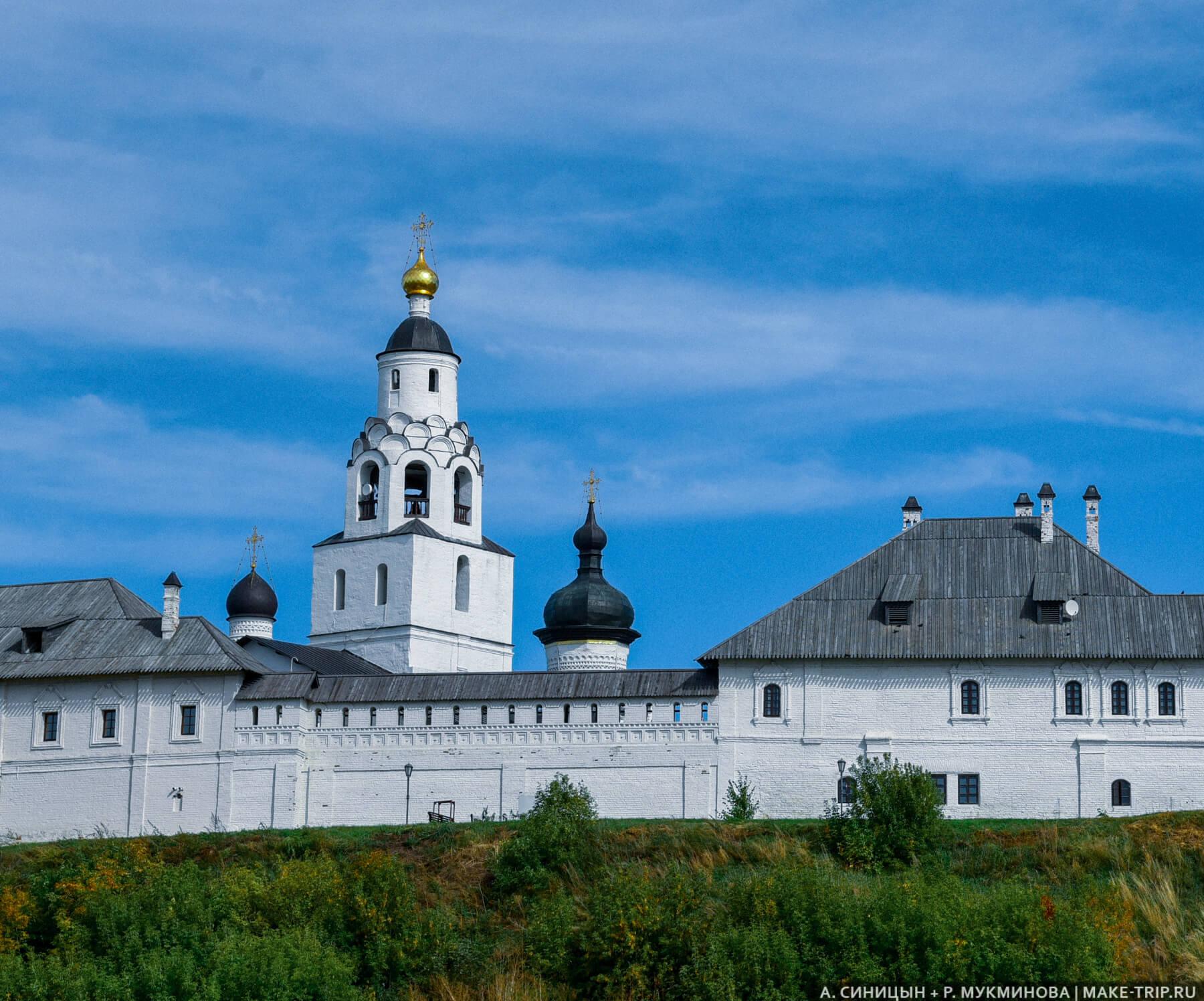 Куда съездить из Казани