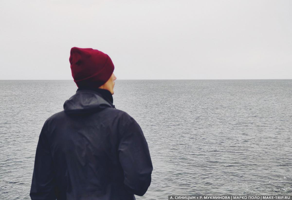 Териберка, океан