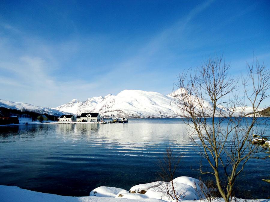 Тромсё, Норвегия.
