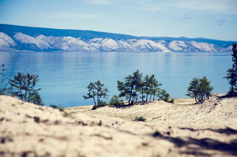 Ольхон, Байкал