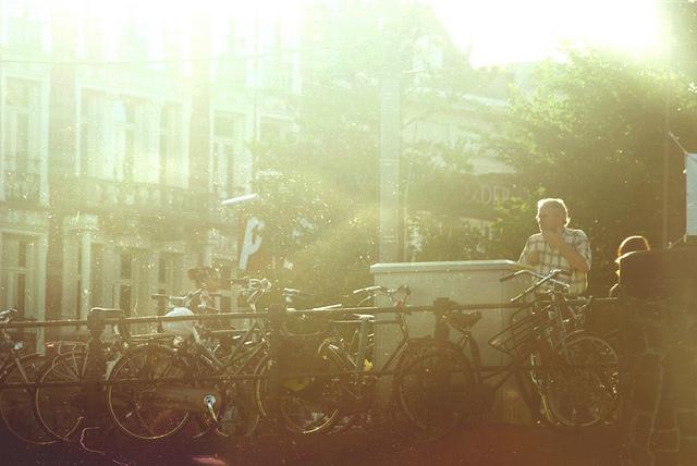 пейзажи нидерландов - города