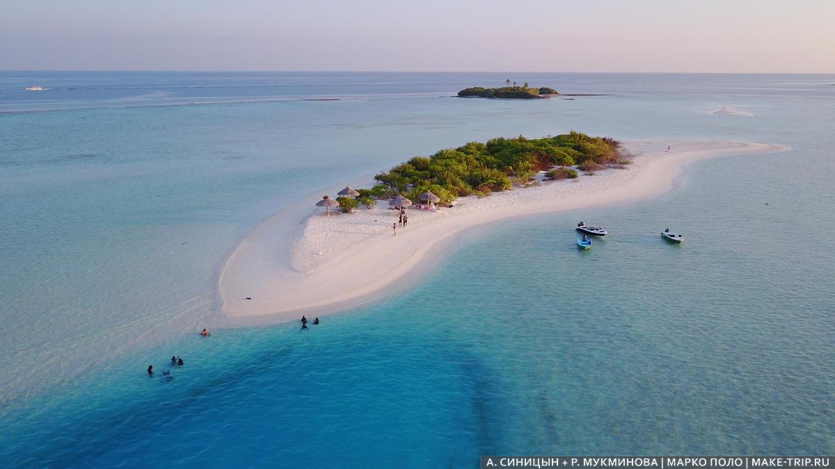 самостоятельное путешествие по Мальдивам