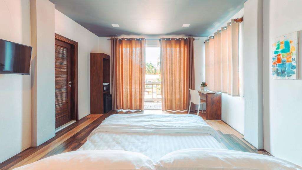 Сколько стоит отель на Мальдивах