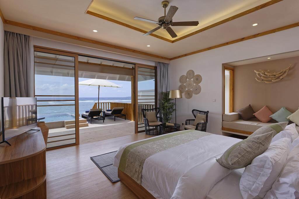 Новые отели 2019 и 2020 на Мальдивах