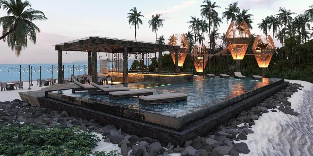 Какие отели на Мальдивах новые