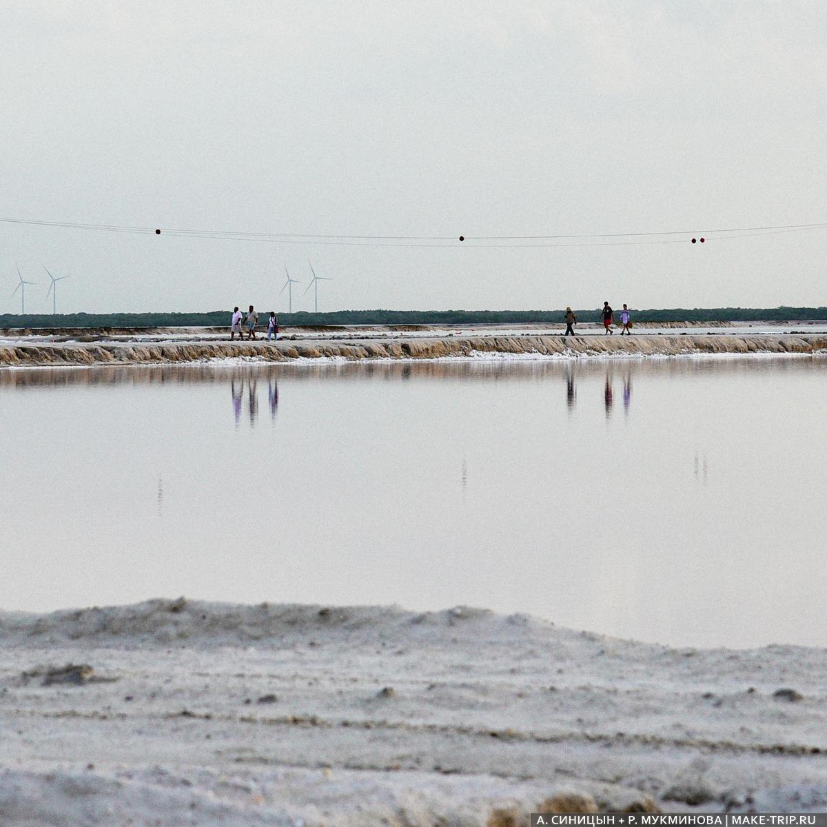 розовые озера мексика отзывы
