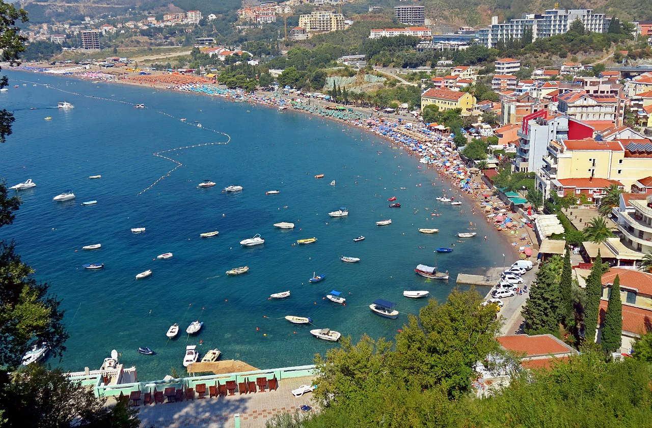 Отзывы об отдыхе на море в Черногории