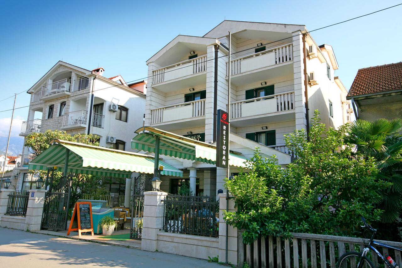 Отзывы об отелях в Тивате