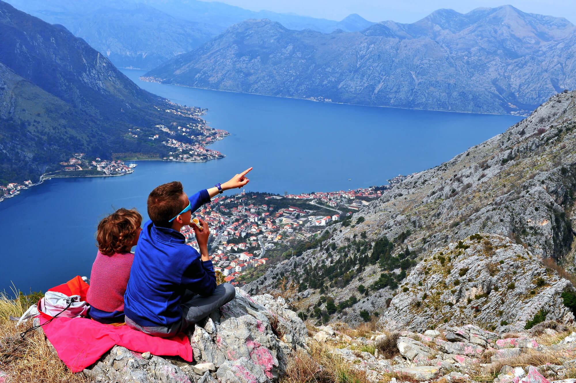 Отзывы об отдыхе с детьми в Черногории