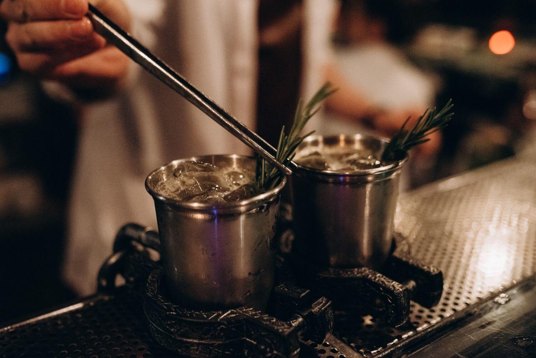 Необычные бары в Москве