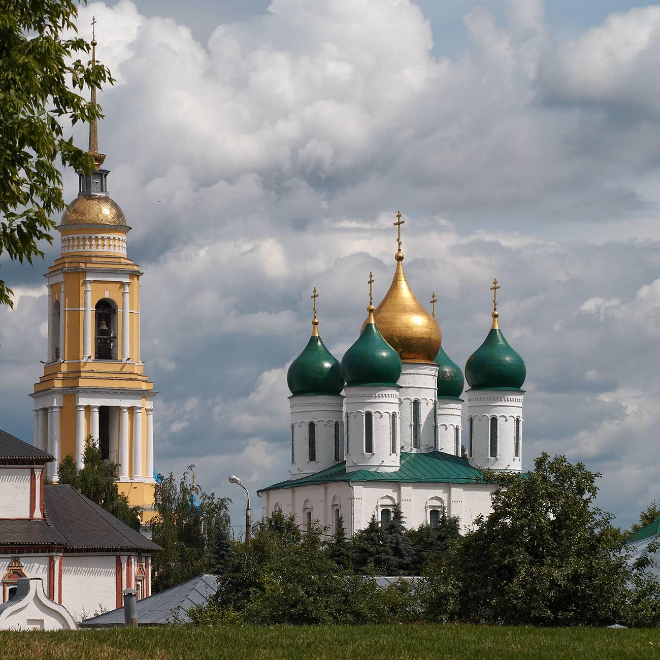 Соборы и церкви Коломны