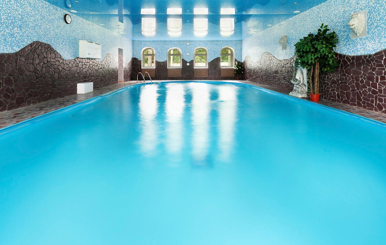 Отели в Подмосковье с подогревом бассейна