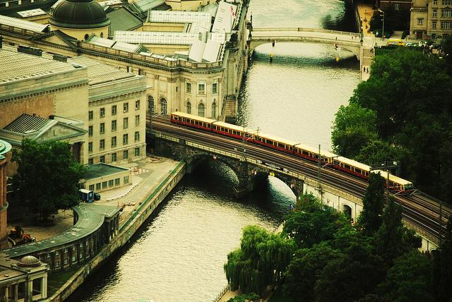 Попасть в музеи Берлина можно бесплатно