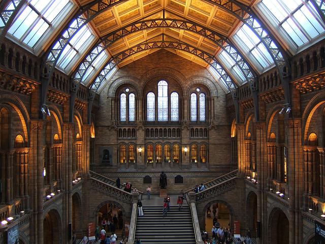 бесплатные музеи в лондоне