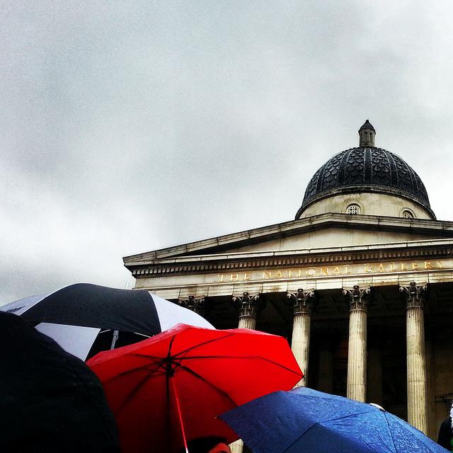 попасть в музеи лондона бесплатно