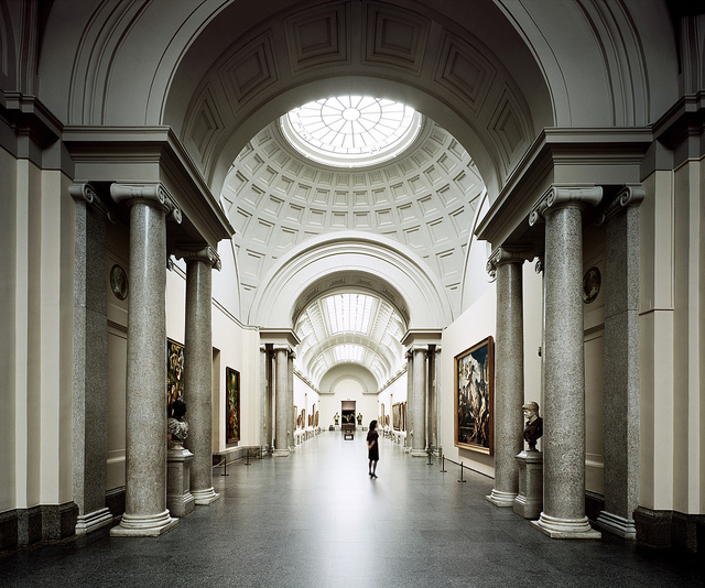 музеи мадрида бесплатно