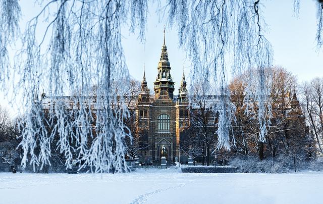 музеи Стокгольма
