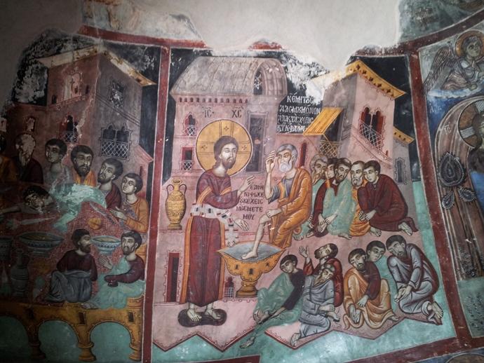 что посмотреть в пафосе самостоятельно - монастырь святого неофитоса
