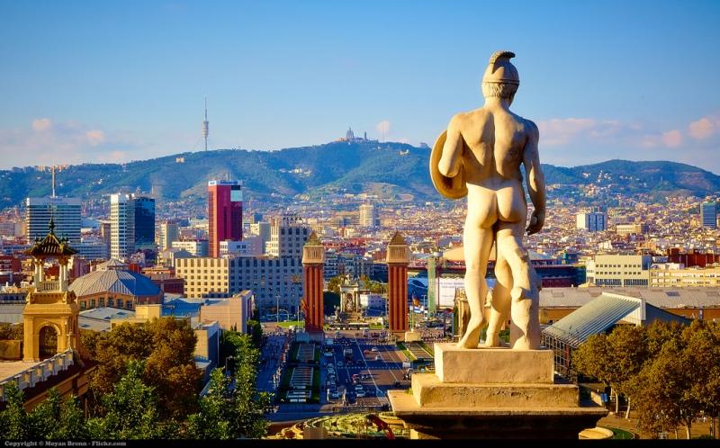 Как увидеть главные достопримечательности Барселоны за один день