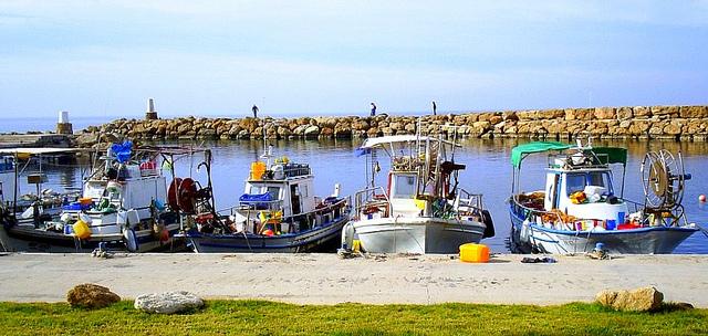 Транспорт в Пафосе до Корал Бей