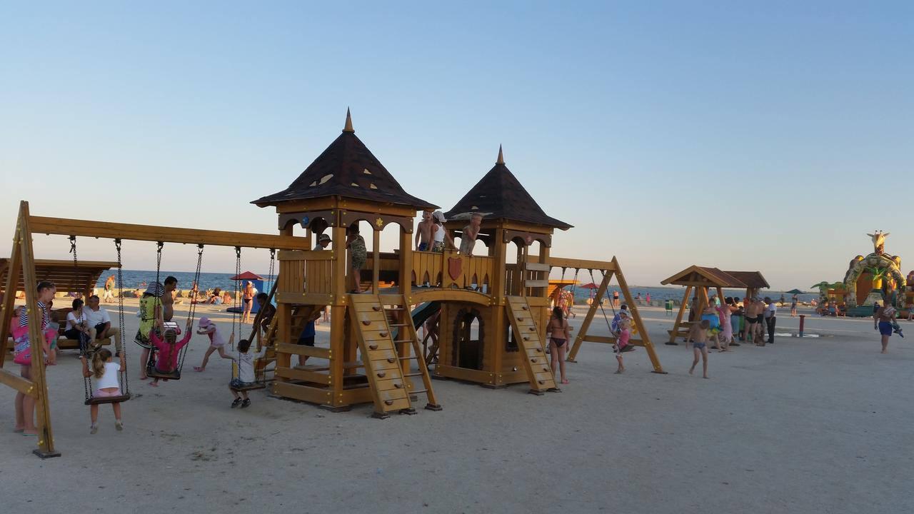 Где отдохнуть на Азовском море с детьми в Украине