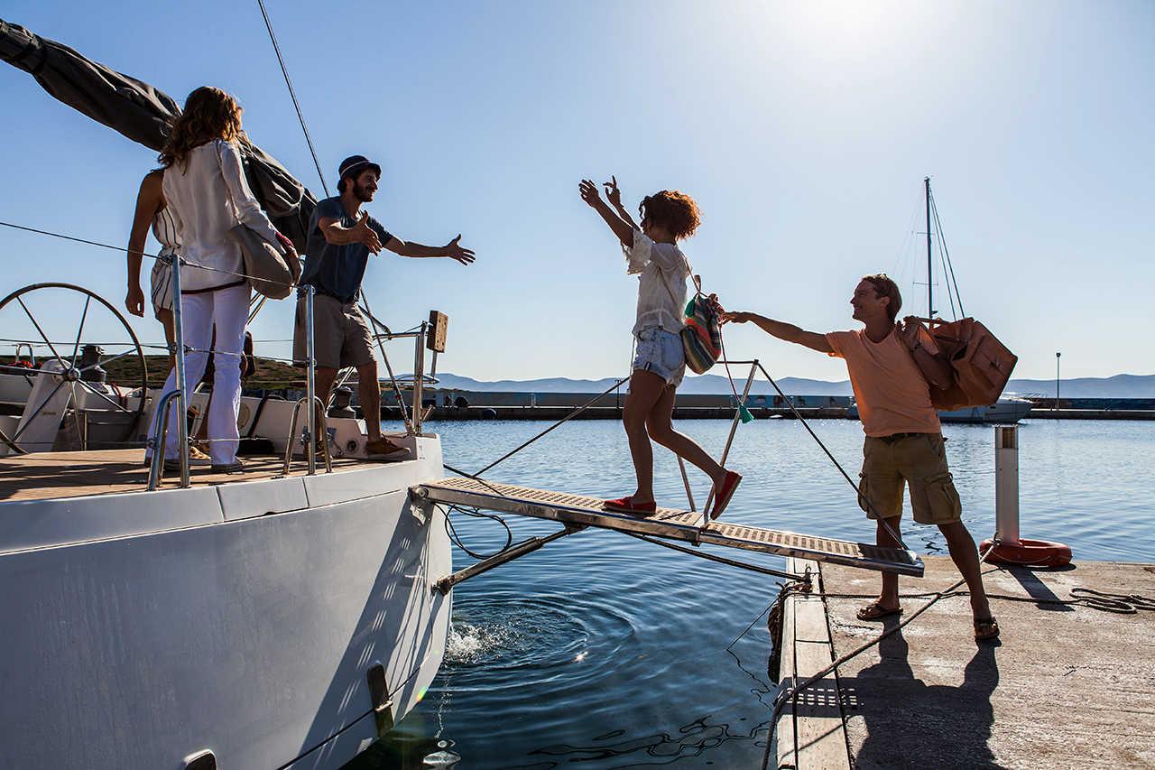 Что взять с собой в путешествие на яхте
