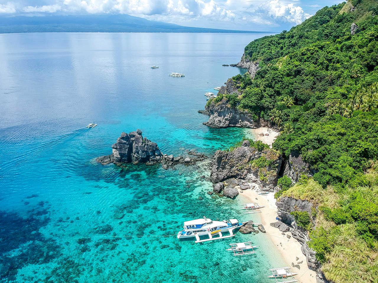 Где отдыхать на море на Филиппинах