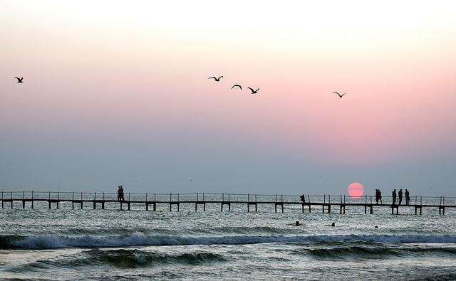песчаные пляжи черного моря в россии