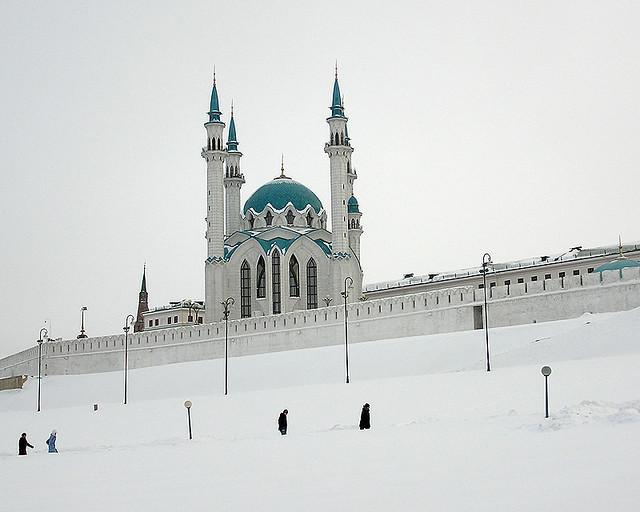 зимние праздники в россии