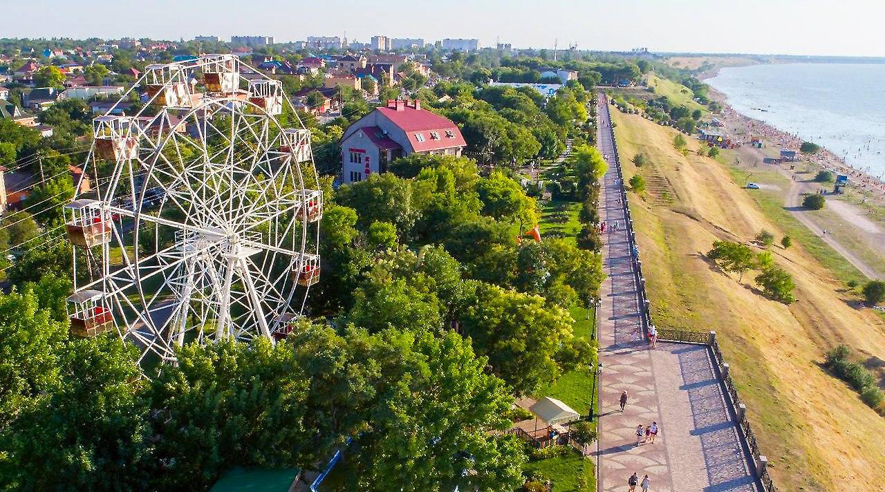 Где с детьми отдохнуть в России