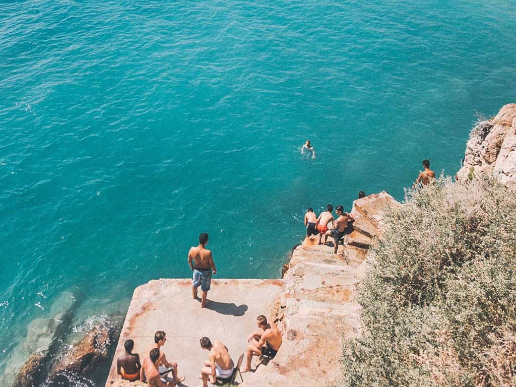 Где лучше отдыхать на море в начале августа