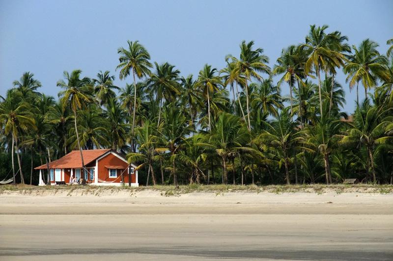 пляжный отдых в марте 2021